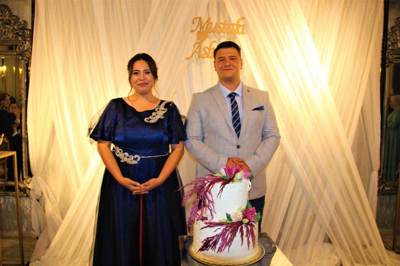 Gebze iHA muhabiri Konya'da nişanlandı