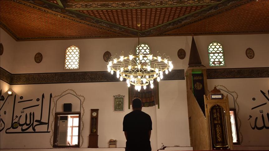 Bilecik'te Mimar Sinan'ın kalfasının inşa ettiği Rüstem Paşa Camii ihtişamıyla ziyaretçilerini bekliyor