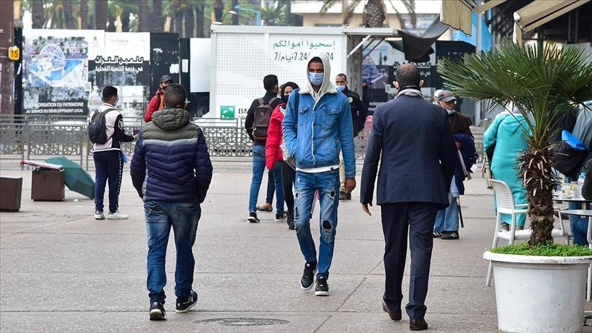 Fas'ta Kovid-19 nedeniyle alınan OHAL kararı bir ay daha uzatıldı