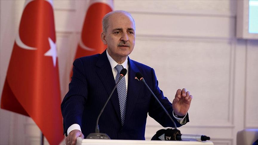 AK Parti Genel Başkanvekili Kurtulmuş: Karabağ zaferi haklı olanın kazanacağını bütün dünyaya gösterdi