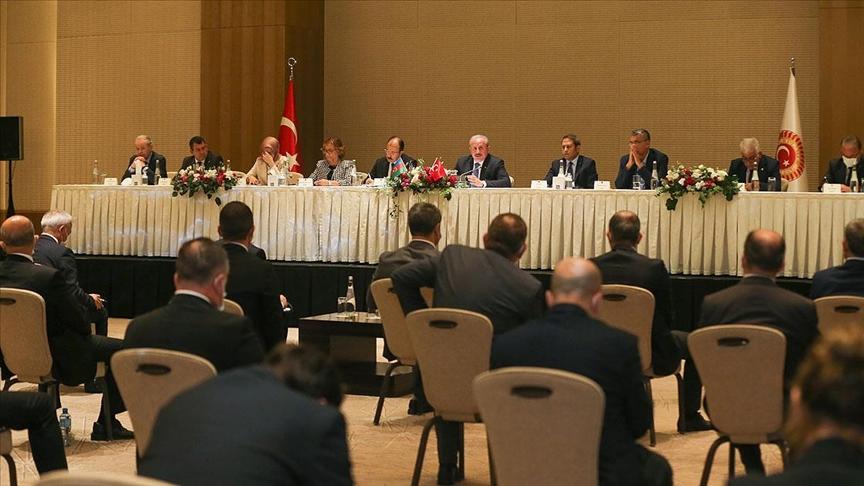 TBMM Başkanı Şentop: Türkiye-Azerbaycan birlikteliğinin ortaya çıkardığı gerçeklik bölge ülkeleri için de önemli