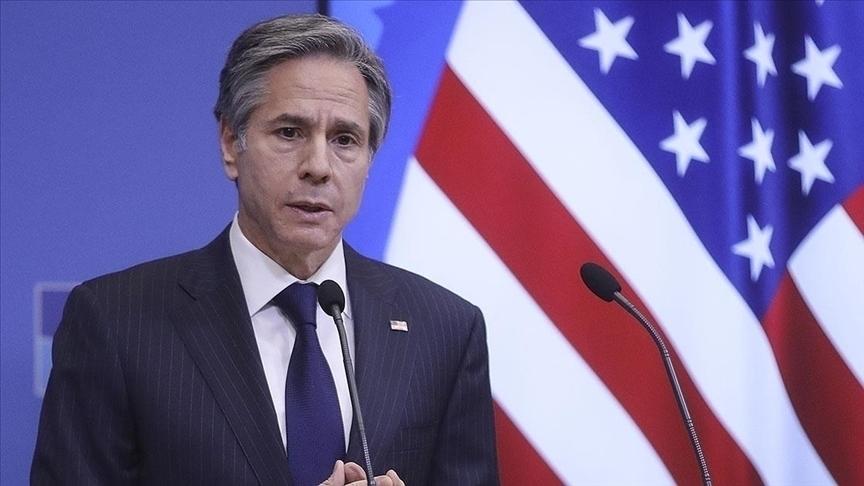 Blinken, Hindistan-ABD ilişkilerinin temelini 'demokratik değerlere bağlılığın' oluşturduğunu söyledi