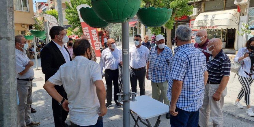 CHP Kocaeli, Darıca'da Yeni Mahalle sakinlerini dinledi