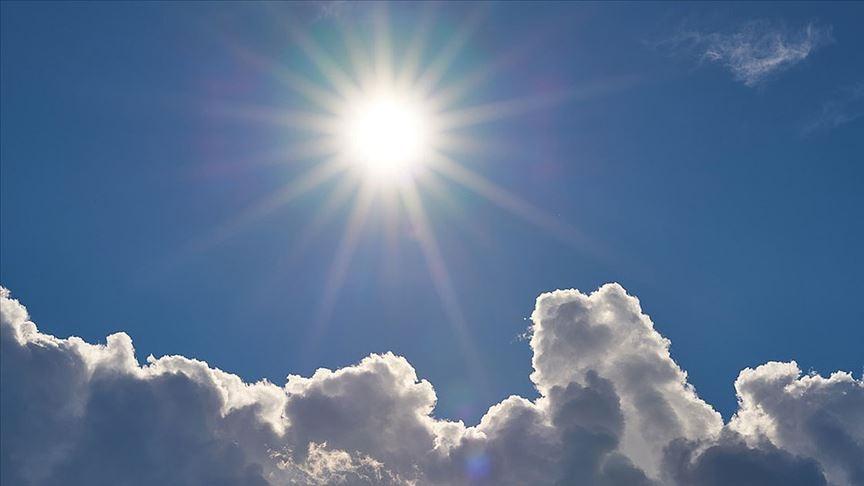 Marmara Bölgesi'nde hava sıcaklıkları mevsim normallerinin 4 ila 8 derece üzerine çıkacak