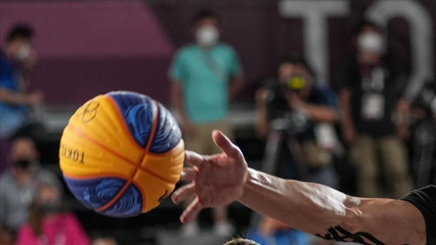 Tokyo'da erkek basketbolunda çeyrek finale yükselen takımlar belli oldu