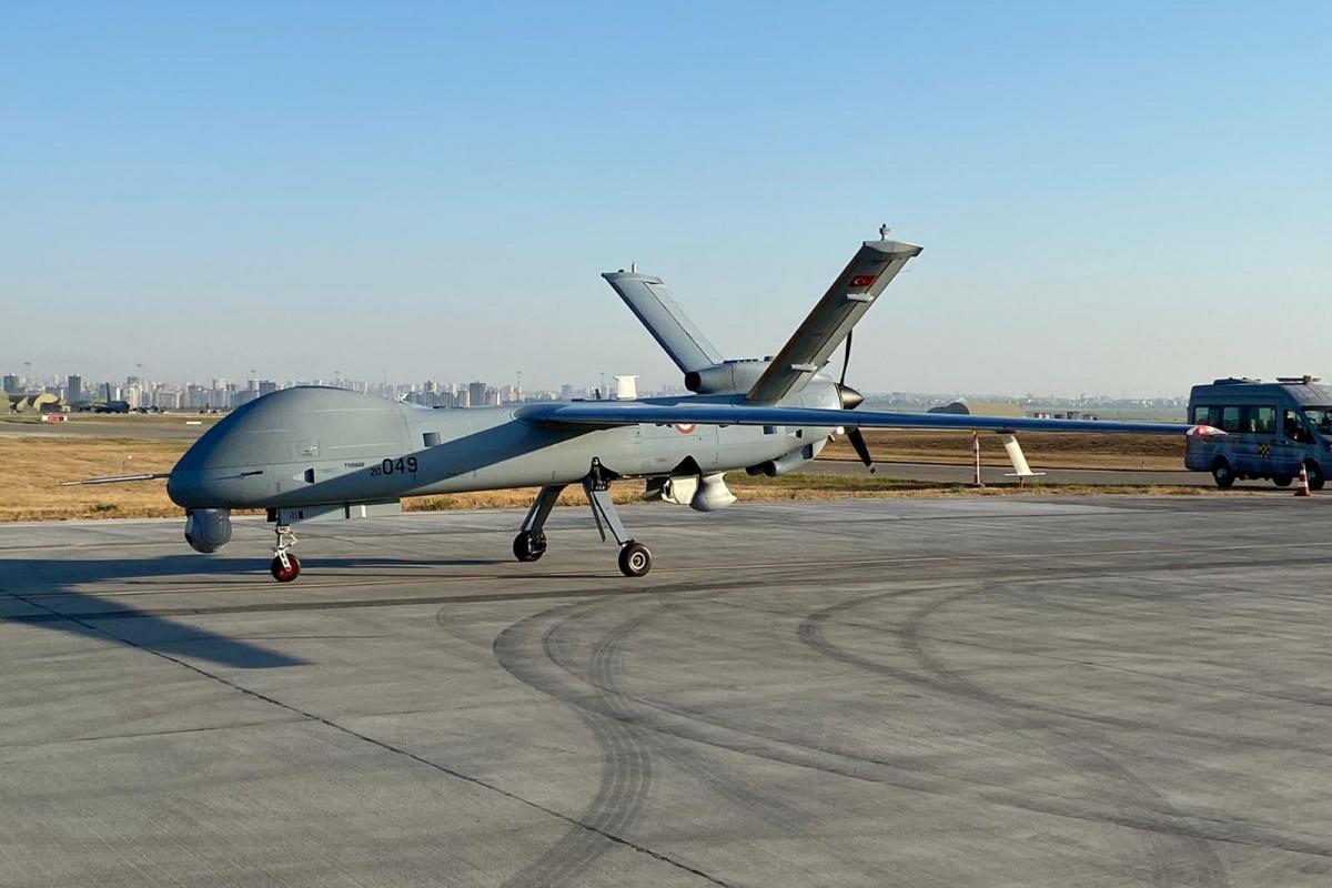 Hava Kuvvetleri Komutanlığı'na 2 adet ANKA-SİHA daha