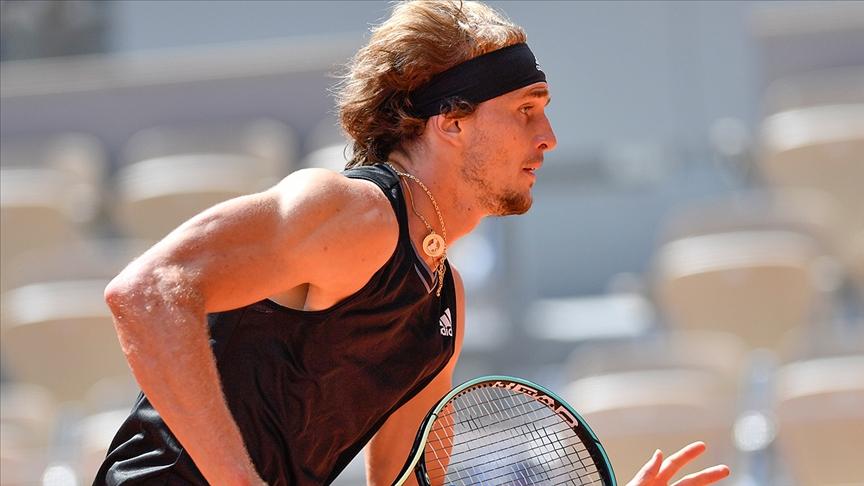 Tokyo'da teniste tek erkeklerde Alexander Zverev şampiyon oldu