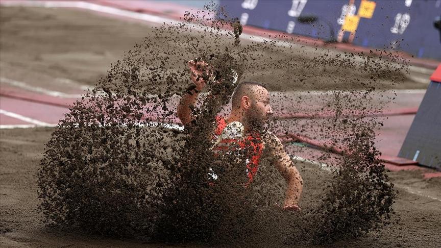 2020 Tokyo Olimpiyat Oyunları'nda milli atlet Necati Er finale yükseldi