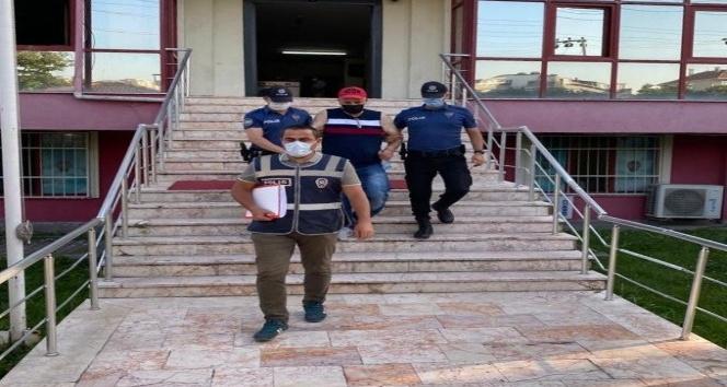 Darıca'da 236 yıl hapis cezasıyla aranan şahıs, operasyonla yakalandı