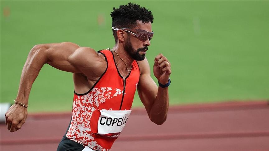Milli atlet Yasmani Copello Escobar, erkekler 400 metre engellide 6. oldu