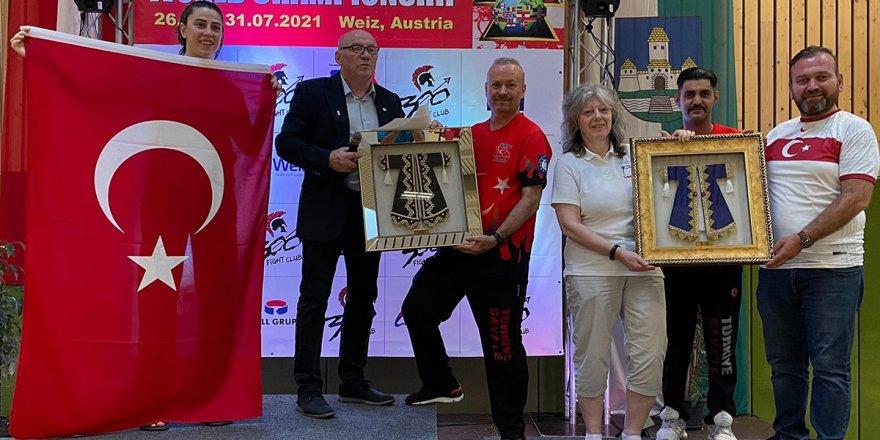 Savate Milli Takımı, Avusturya'dan 3 madalya ile döndü
