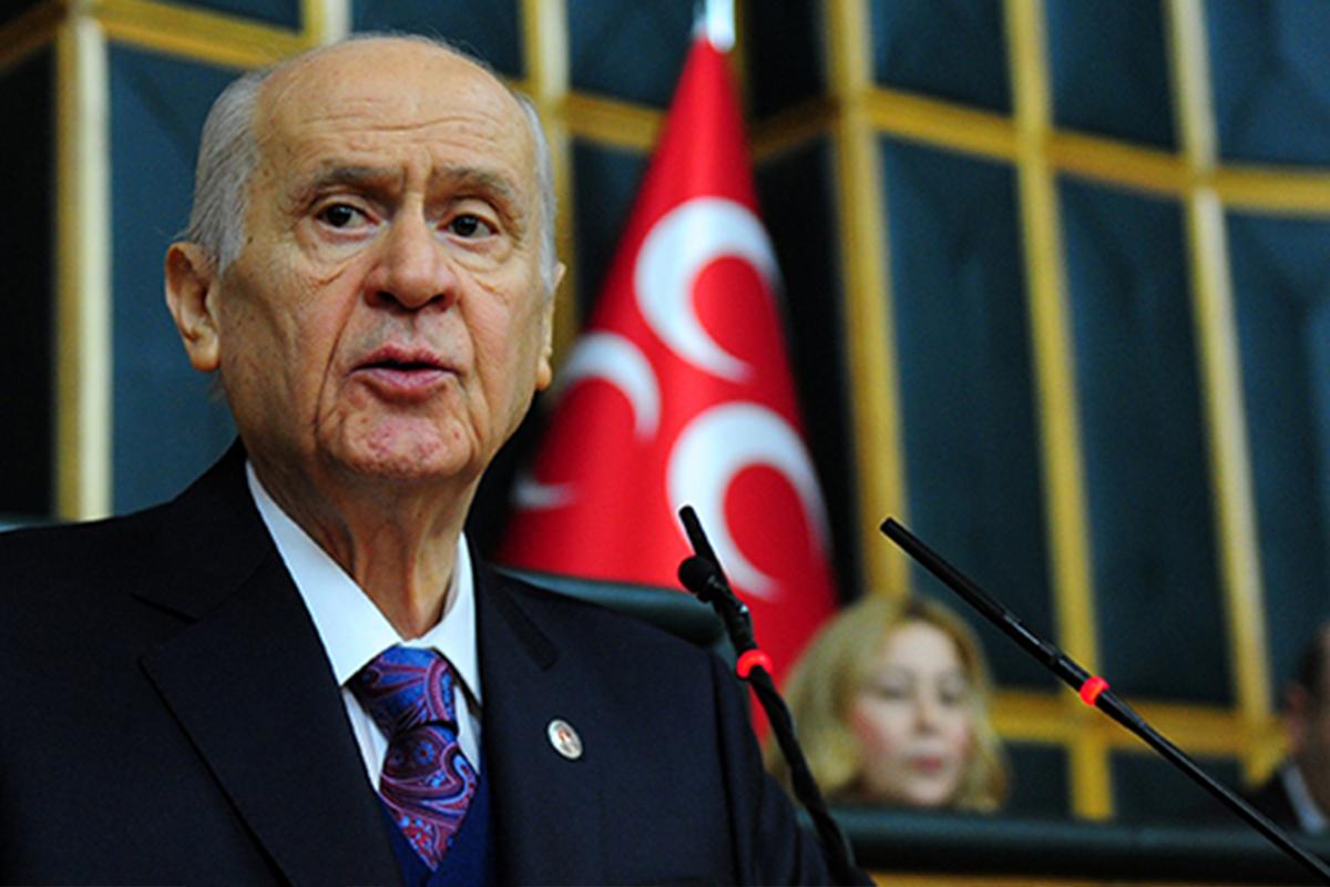 MHP Lideri Devlet Bahçeli'den gündeme dair önemli açıklamalar!