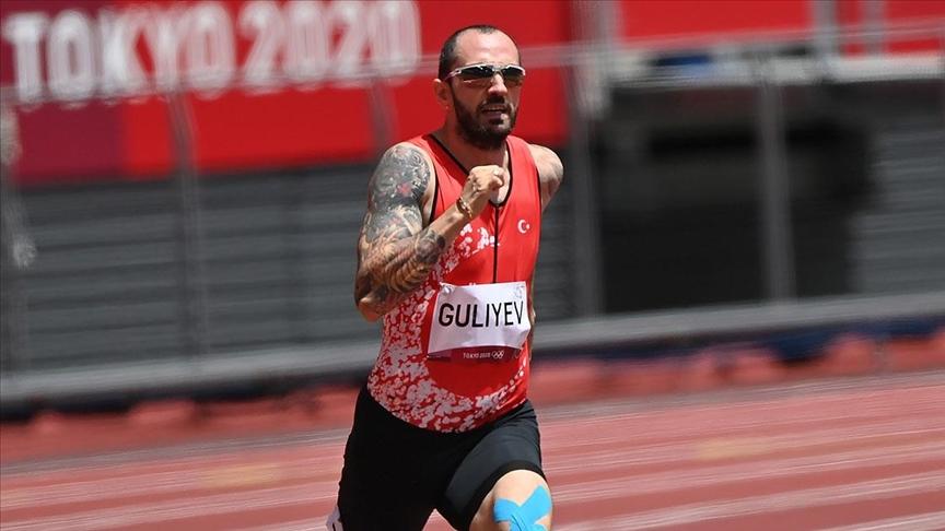 Ramil Guliyev 2020 Tokyo Olimpiyat Oyunları'na veda etti