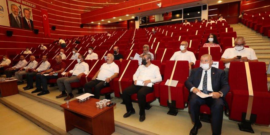 Gebze Ağustos Meclisi Tamamlandı