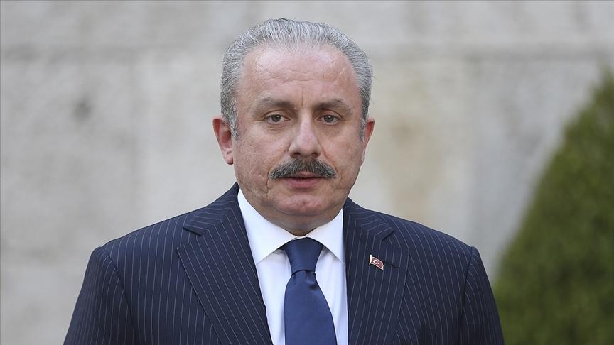 TBMM Başkanı Şentop, Cumurhubaşkanı Reisi'nin yemin törenine katılmak üzere İran'da