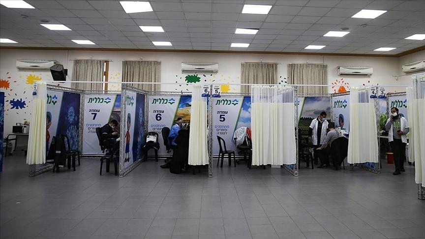İsrail'de Kovid-19 salgınında günlük vakalar yüksek seyrediyor
