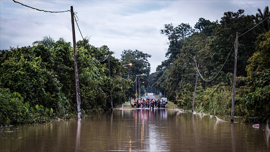 Sel bölgelerinde yaşayan insan sayısı arttı