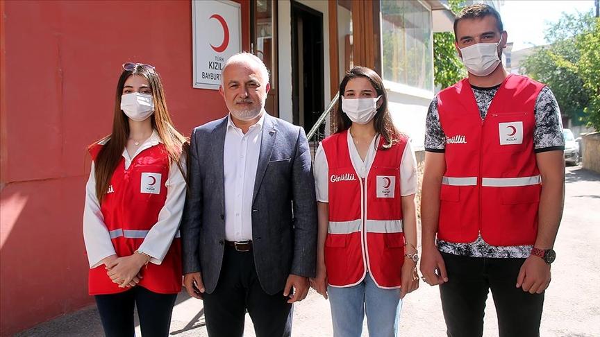 Kızılay 'Toplum Temelli Afet Yönetimi'ne geçiş için çalışma yürütüyor