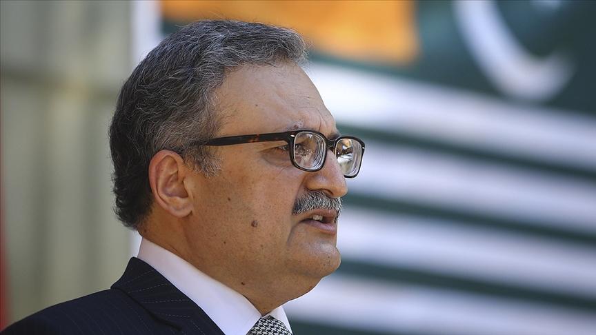 Pakistan'ın Ankara Büyükelçisi Gazi, Keşmirlilerin, statülerinde değişiklik yapmaya hakkı olduğunu belirtti