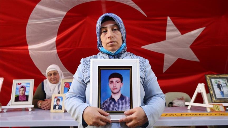 Diyarbakır annelerinden Elhaman: İnşallah ben de evladıma kavuşacağım