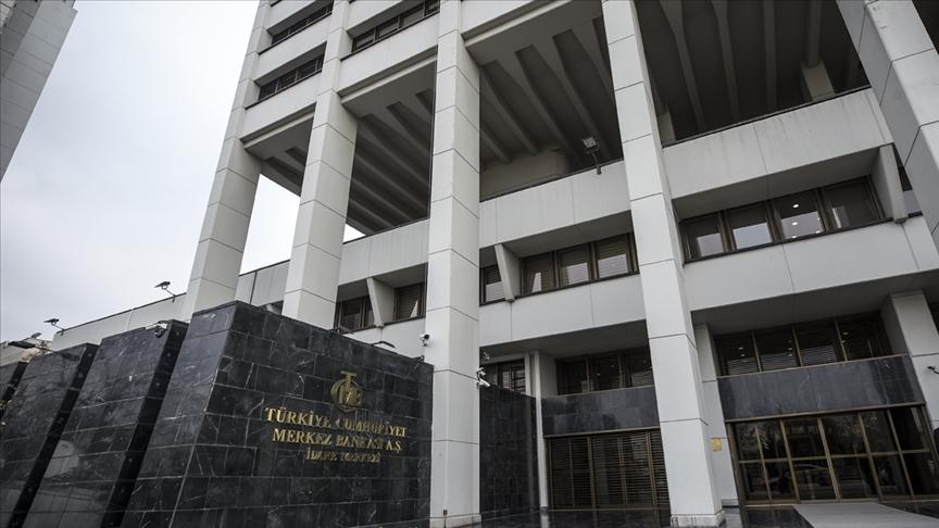 Merkez Bankası rezervleri 105 milyar 721 milyon dolar oldu