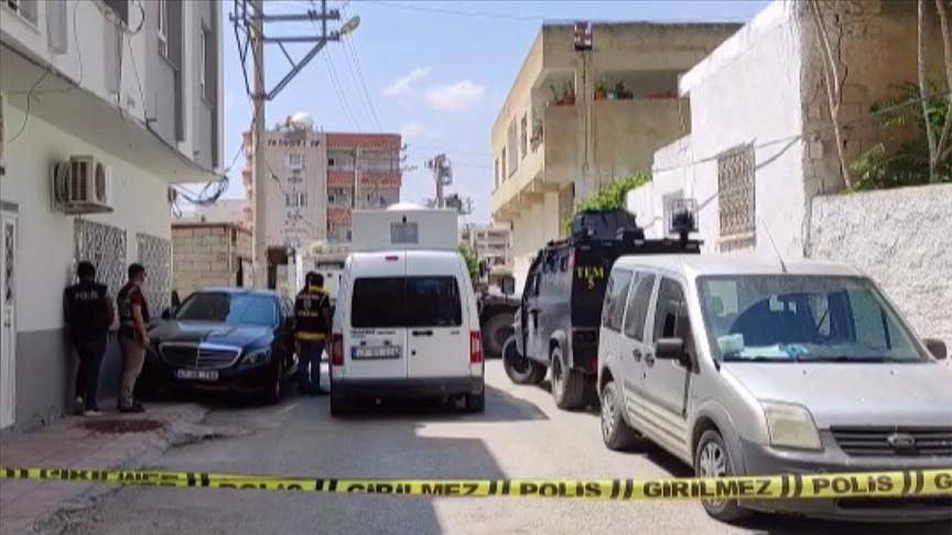 Nusaybin'de elindeki patlayıcıyı infilak ettirmeye çalışan terörist etkisiz hale getirildi