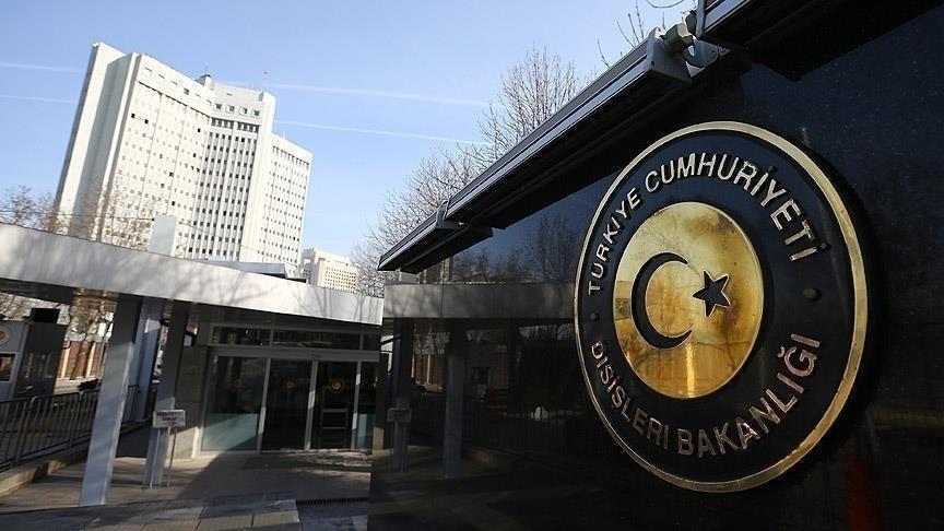 Türkiye, Irak'taki terör saldırılarını şiddetle kınadı