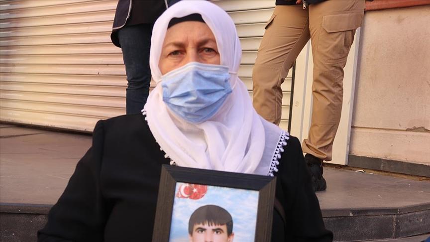 Diyarbakır annelerinin eylemi kararlıkla sürüyor