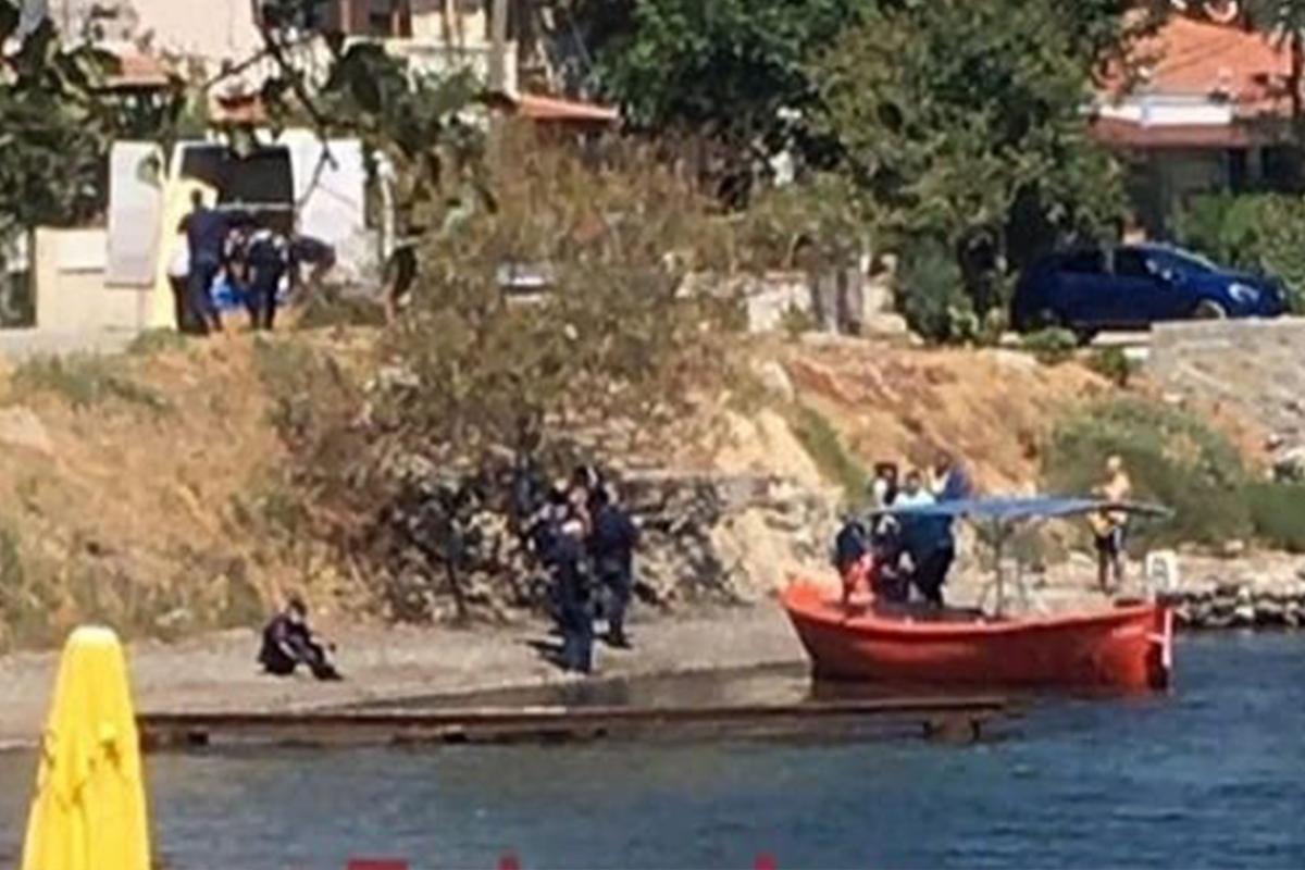 İzmir'de tekne kazası: 1 ölü, 2 yaralı