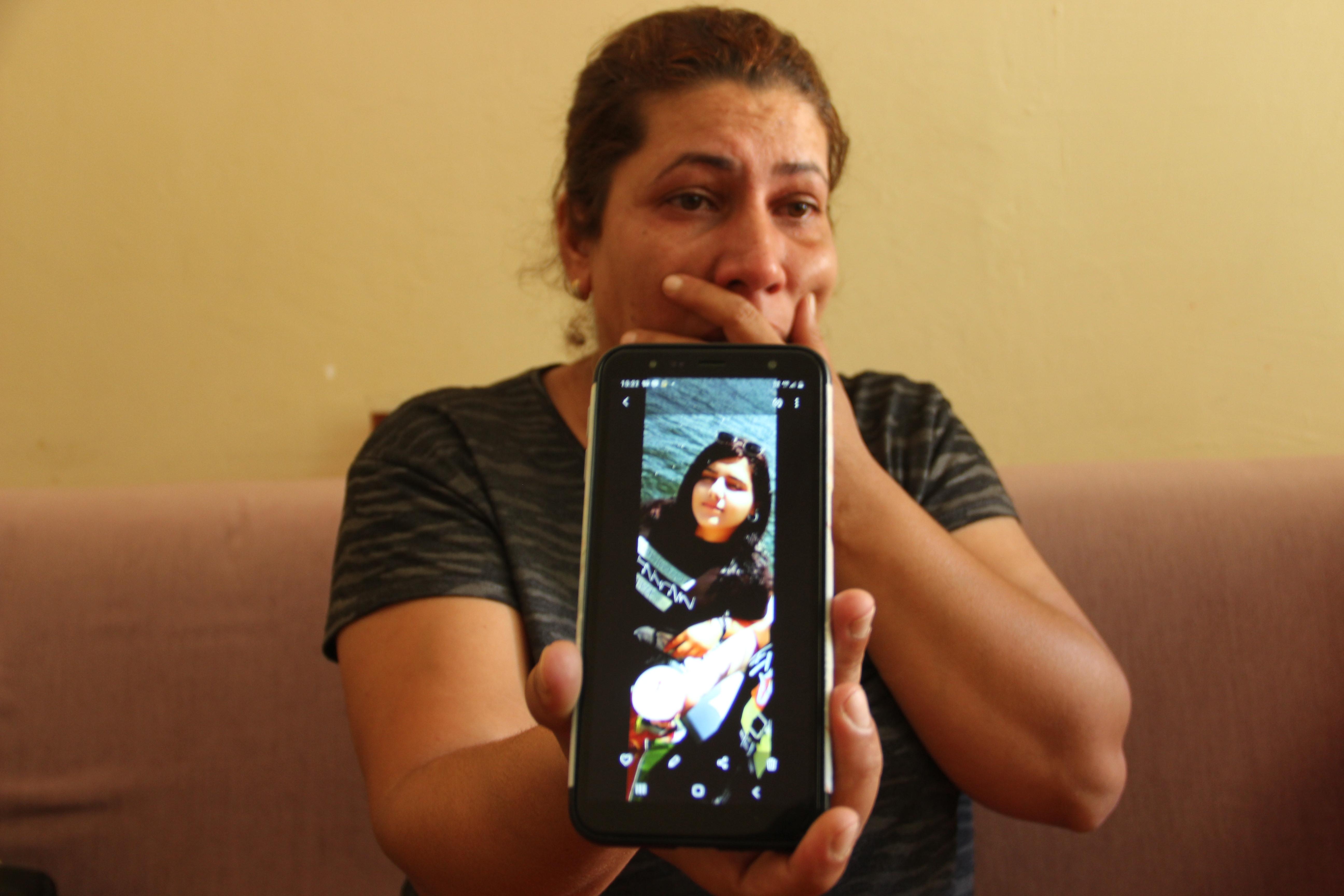 13 yaşındaki kızı kaçırılan annenin feryadı yürek dağladı