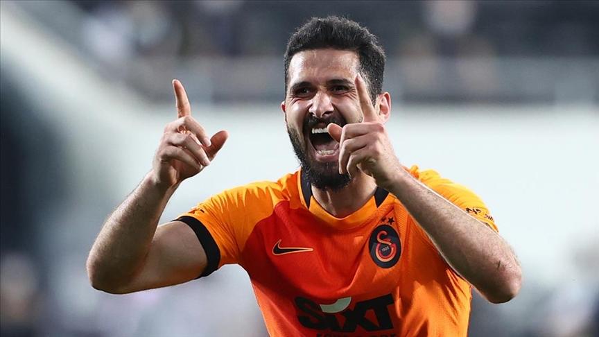 Alanyaspor Emre Akbaba'yı Galatasaray'dan bir yıllığına kiraladı