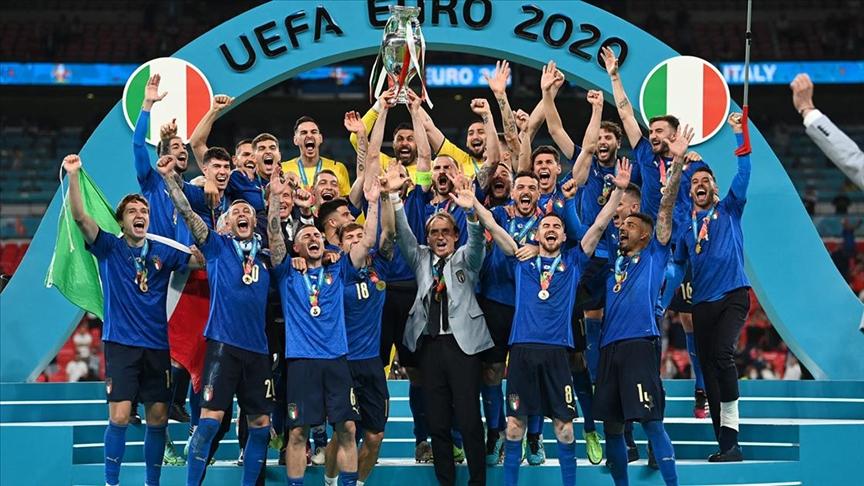 Futbolda İtalya'nın bileği yaklaşık üç yıldır bükülmüyor