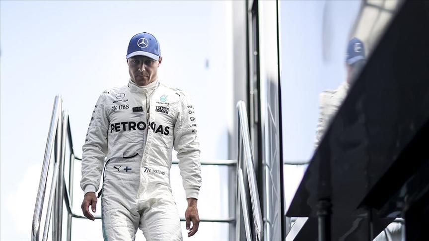 F1'de Fin pilot Bottas gelecek sezon Alfa Romeo için yarışacak