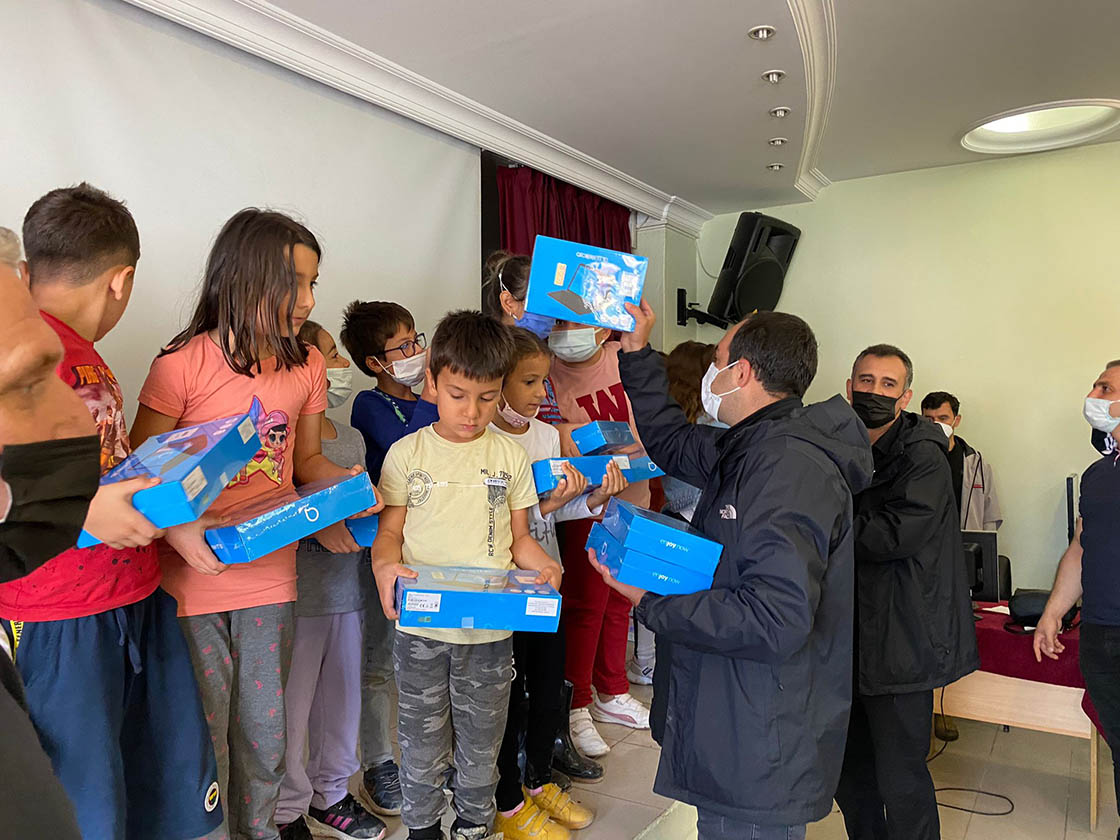 Sel felaketinin yaşandığı Bozkurt'ta okullar eğitim öğretime hazırlanıyor