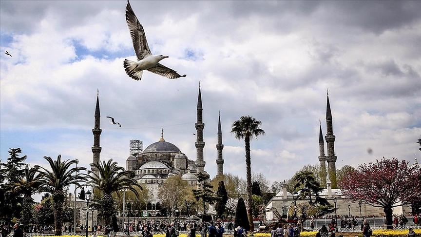 Marmara Bölgesi'nde sıcaklıkların mevsim normallerinin 2-4 derece altına düşmesi bekleniyor