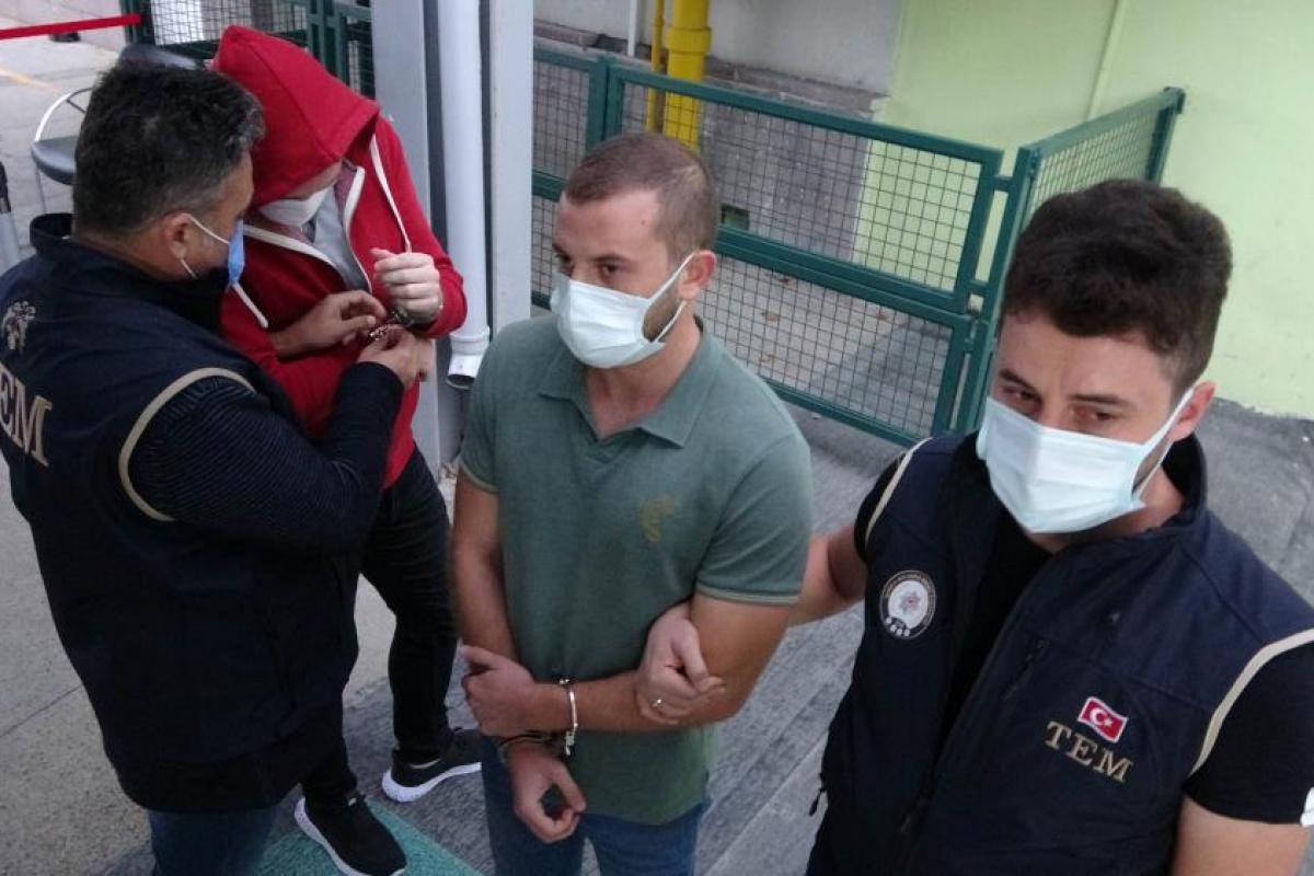 Samsun'da FETÖ'den 1 araştırma görevlisi ve 2 üniversite öğrencisi gözaltına alındı