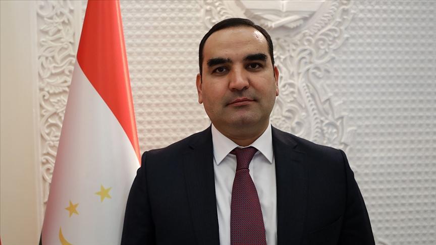 Tacikistan'ın Ankara Büyükelçisi Gulov, ülkesinin bağımsızlığının 30. yılını