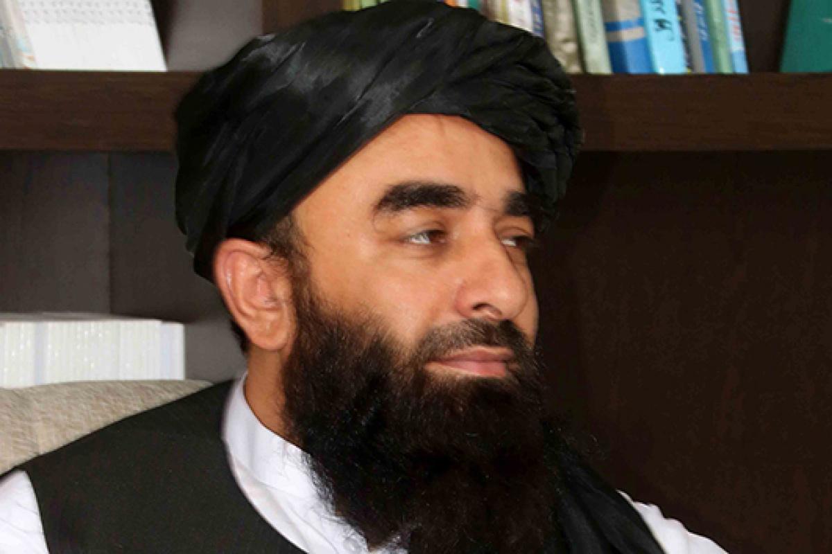 Taliban Sözcüsü Mucahid: 'Türkiye dost ve kardeş bir ülkedir'