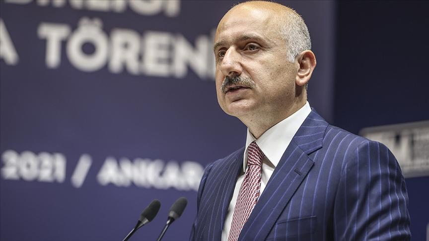 Bakan Karaismailoğlu: Anadolu'da üretilen ürünler, 46 destinasyona yüzde 35 indirimli olarak THY tarafından taşınacak