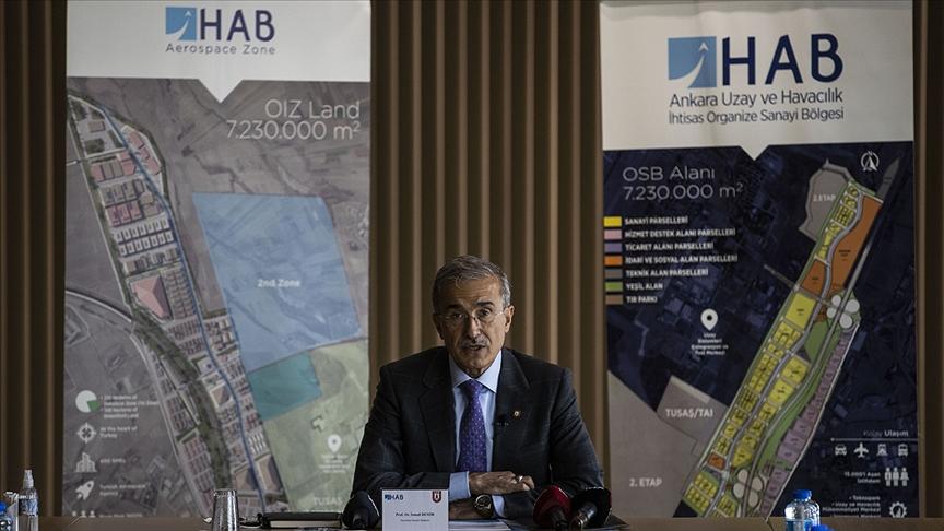 Ankara Uzay ve Havacılık İhtisas OSB'de 15 bin kişilik istihdam hedefi