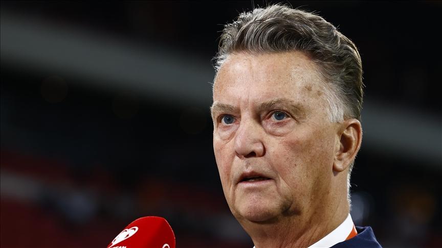 Hollanda Milli Takımı Teknik Direktörü Louis van Gaal: Oyunun tamamından mutluyum
