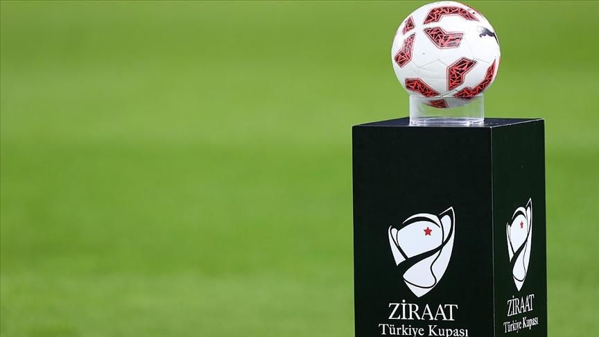 Ziraat Türkiye Kupası'nda sezon oynanan tek maçla başladı