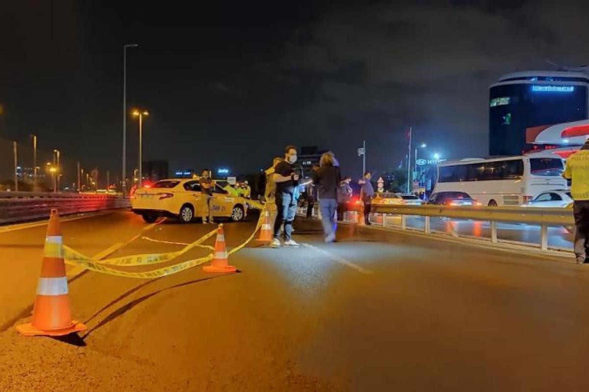 D-100'de feci motosiklet kazası: 2 ölü