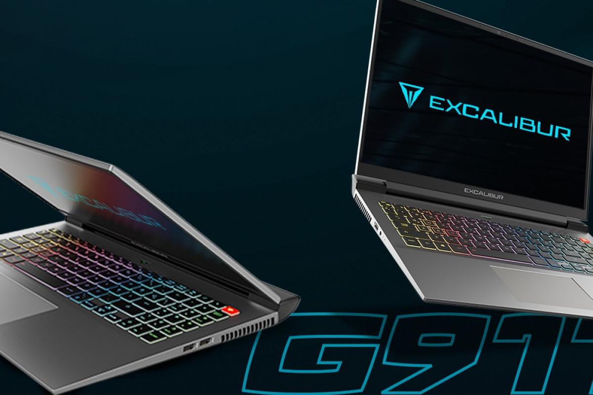 Profesyonellere yönelik üstün performanslı bilgisayar: Excalibur G911