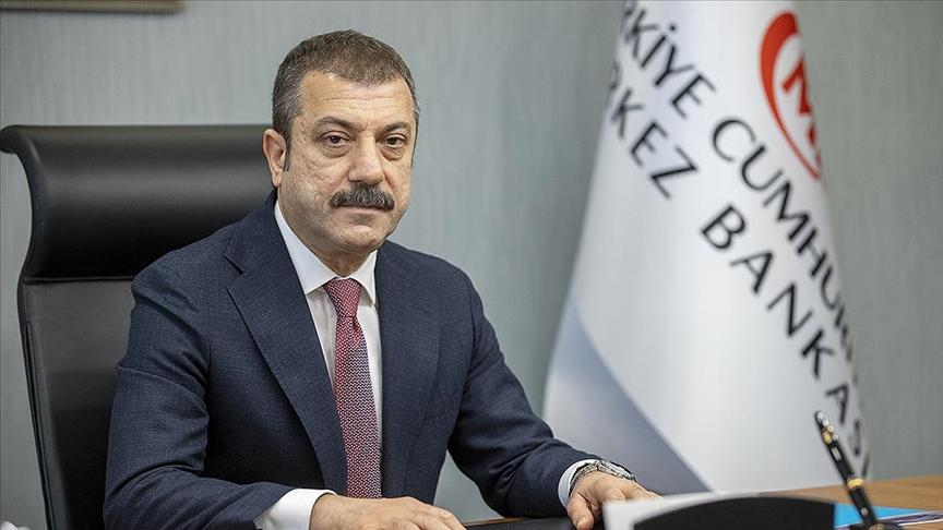TCMB Başkanı Kavcıoğlu: Son çeyrekte enflasyonun düşüş eğilimine gireceğini düşünüyoruz
