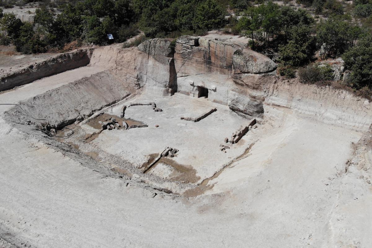 Maltaş Anıt Abidesi, Frig Vadisi'nin göz bebeği olma yolunda