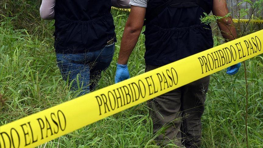 Meksika'da bir artezyen kuyusunda 20 ceset bulundu