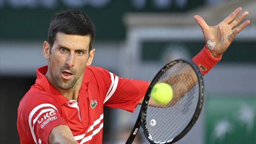 ABD Açık'ta Djokovic ve Sakkari yarı finalde