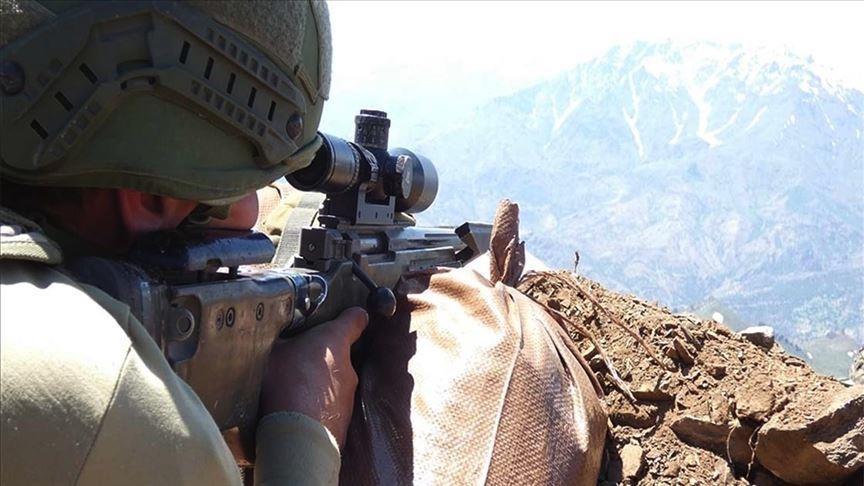 Fırat Kalkanı bölgesinde 6 PKK/YPG'li terörist etkisiz hale getirildi