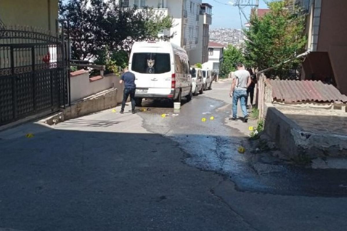 Eşine sokak ortasında dehşeti yaşatan gözü dönmüş koca tutuklandı